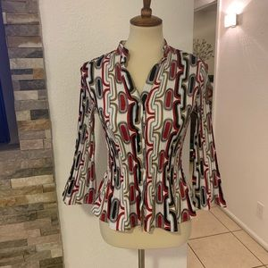 Allison Taylor Gorgeous Blouse